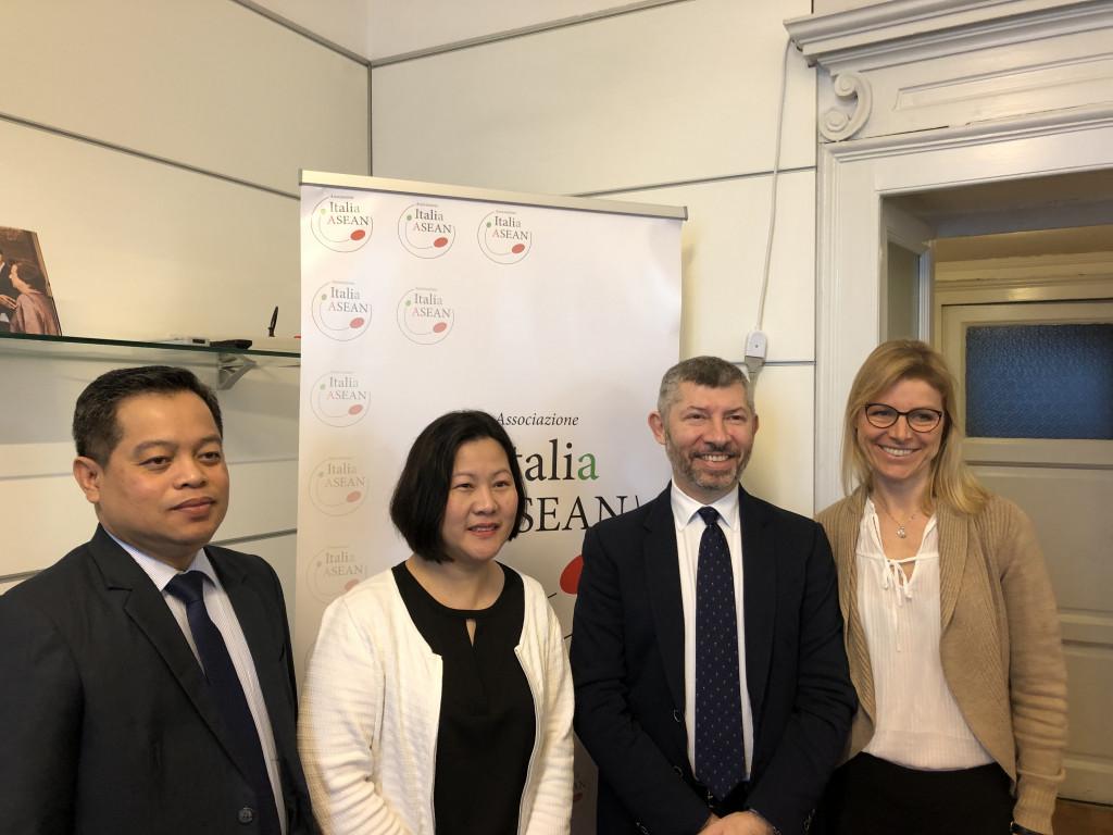 Ivan Scalfarotto Associazione Italia-ASEAN