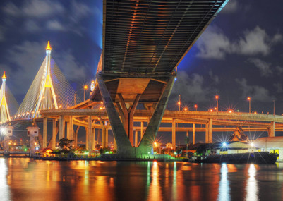 Bhumibol-bridge-infrastructure-in-thailand