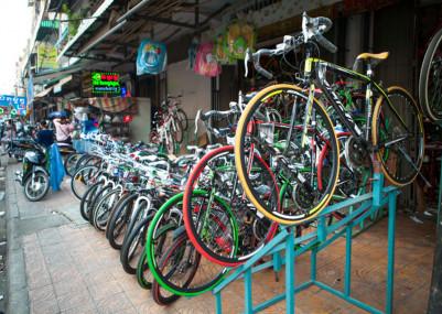 Cambodia-bicycles