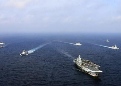 CHINA-JAPAN-TAIWAN-MILITARY-DIPLOMACY